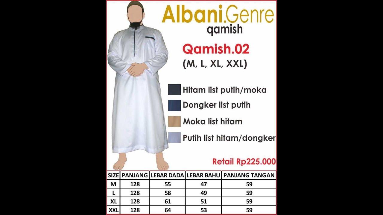 Baju Muslim Pria Gamis Pakistan Jubah Saudi Baju