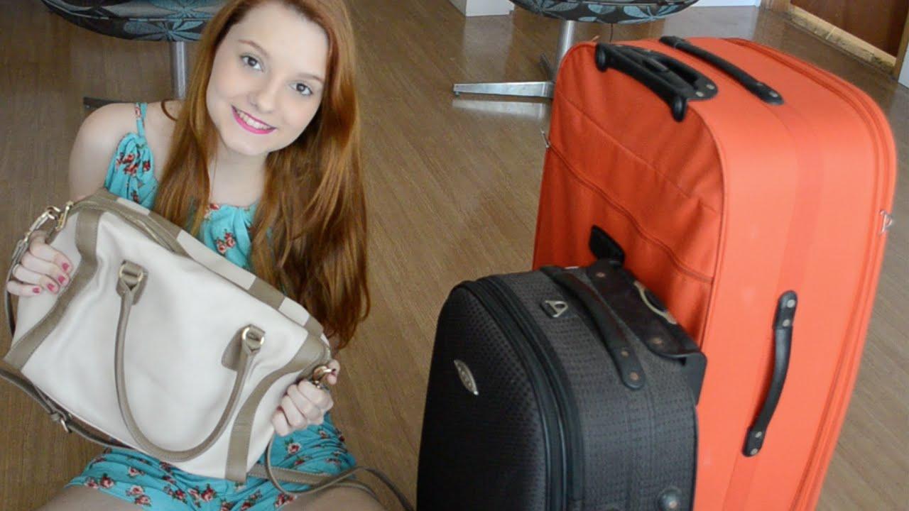 Bolsa De Mão No Avião : Como arrumo minhas malas para viagem de avi?o nacional