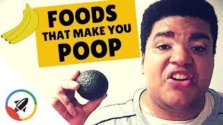 Foods That Make You Poop