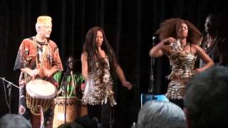 African Sun Dance mix (seconda parte) – Artale Afro Percussion Band