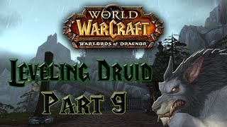 World of Warcraft - Leveling Druid Part 9 - Reached level 40!