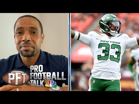 Rodney Harrison: Jets made 'huge mistake' trading Jamal Adams | Pro Football Talk | NBC Sports