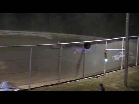 Ohio Valley Speedway 4 Cylinder Feature 9-24-2016