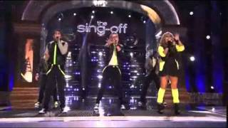 The Sing Off - Pentatonix - 4th Performance - Video Killed The Radi...