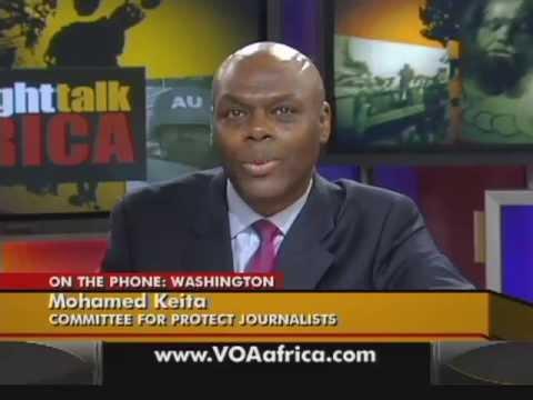 Mohamed Keita On Press Freedom in Africa