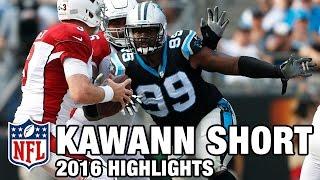 Kawann Short 2016 Highlights | NFL