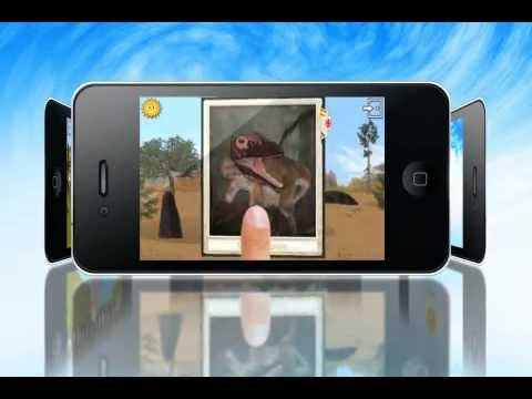 Find them all: Dinosaurs world - iPad / iPhone game for children