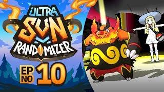 LILLIE WHAT ARE U DOING?! | Pokémon Ultra Sun Randomizer Nuzlocke - Episode 10