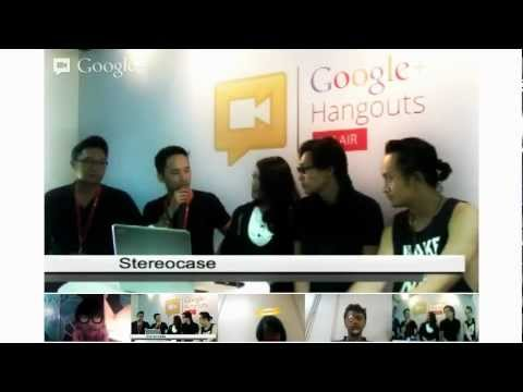Hangout On Air with Stereocase