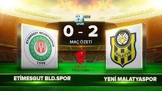 Etimesgut Belediyespor 0 2 E Yeni Malatyaspor Maç Özeti HD