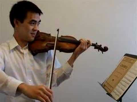 Ben Chan- Introduction and Rondo Capriccioso Opening