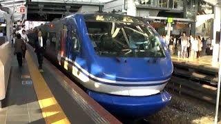 JR 西日本旅客鉄道 特急 スーパーはくと HOT7000系 倉吉行 大阪駅 接近メロディ 接近放送 発着