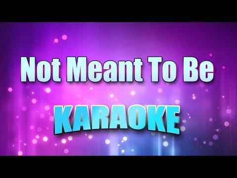 Theory Of A Deadman - Not Meant To Be (Karaoke & Lyrics)