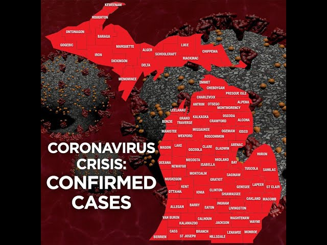 With Michigan Reopening For Business, Where Does COVID-19 Contagion Stand?