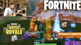 FUMAGALLI SU FORTNITE EPISODIO 15
