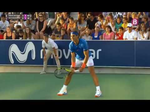 9/25/2016 Rafa Nadal vs John McEnroe