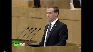 ЛДПР—Медведеву: Власти Украины можно назвать одним словом
