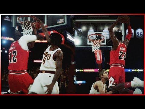 BASKETBOL SAHASI DEĞİL, SAVAŞ ALANI! CLEVELAND'DA YAĞMUR VAR! NBA 2K18 Türkçe MyGM #24