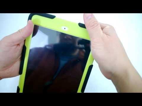 Griffin Survivor Case for iPad Mini Review