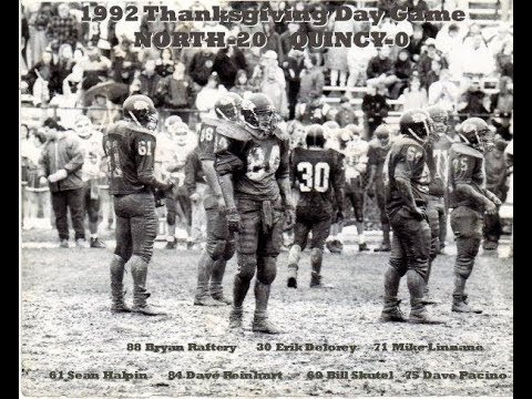 25th Anniversary of the North Quincy High School Super Bowl Championship