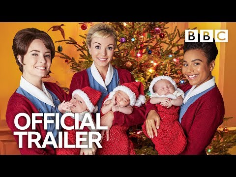 Call the Midwife Christmas Special: Trailer | BBC Trailers
