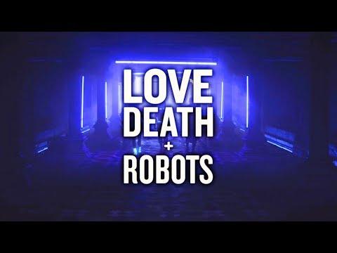 Love, Death + Robots Vibe Mix (Electro/Cyberpunk)