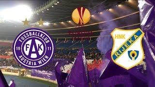 FK Austria Wien - HNK Rijeka | Uefa Europa League