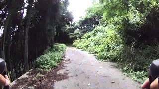 奥能登自転車探検 門前町林道矢徳線