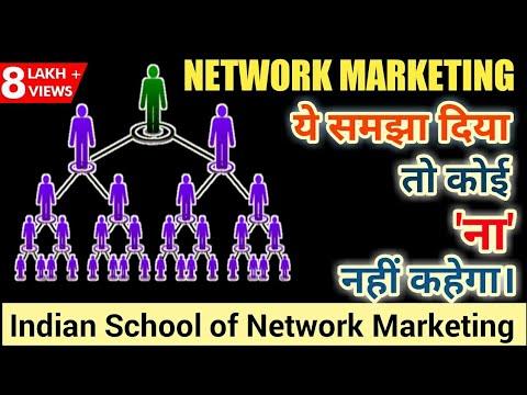 Network Marketing | ये वीडियो आपके सेल्स को 10 गुना बढ़ा देगा | by Indian School of Network Marketing