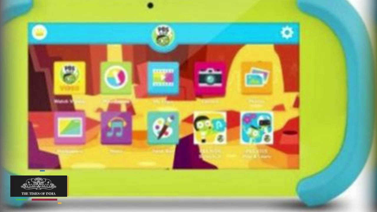 PBS KIDS Launches Educational Tablet For Children
