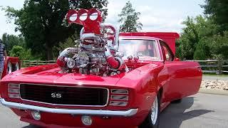 Форсаж Dodge Charger RT 1970