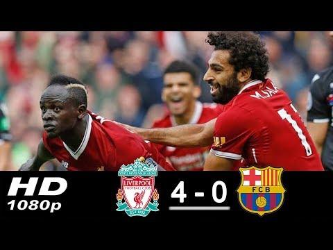 Barcelona vs Liverpool. Liverpool humilló 4-0 al Barcelona en Wembley (VIDEO) | El …, Enlaces ...