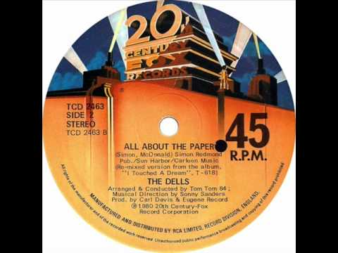 The Dells - All about the paper (ReMix).wmv