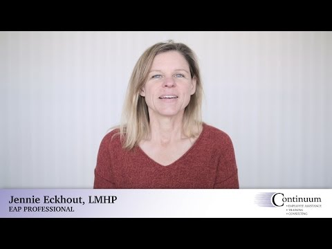 Continuum Jennie Eckhout: Resiliency