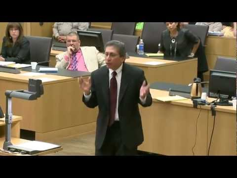 Testy Exchange - Prosecutor Juan Martinez Grills Jodi Arias For Not Remembering What She Just Said