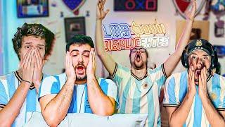 Reacciones de Amigos | Bolivia vs Argentina | Eliminatorias Qatar 2022