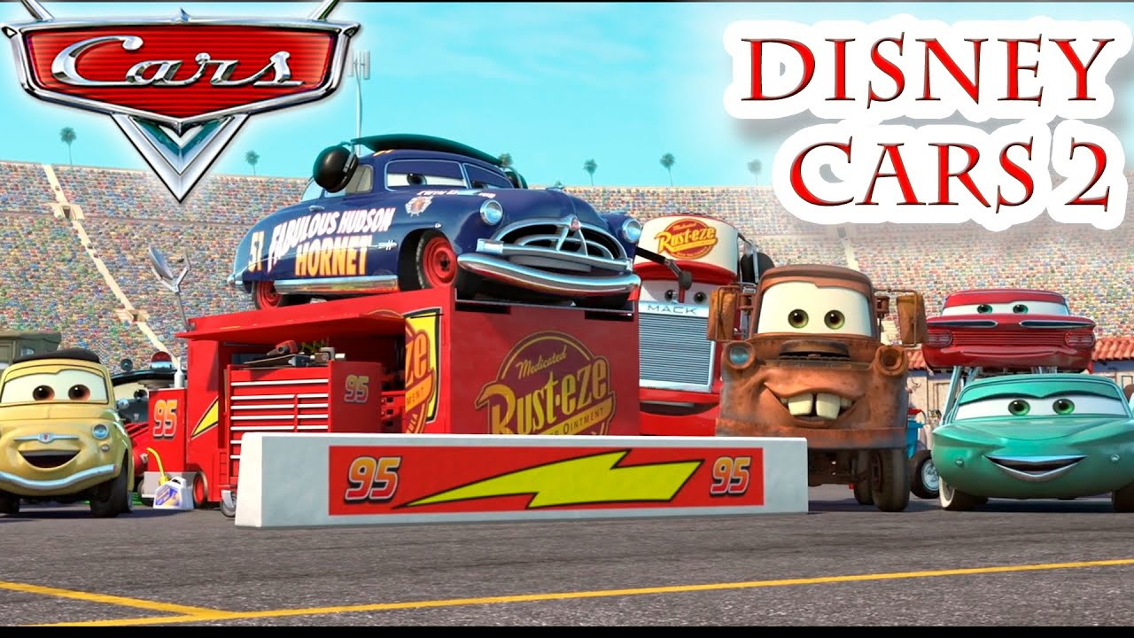 disney cars 1 full movie in english hd toys for kids mater youtube. Black Bedroom Furniture Sets. Home Design Ideas