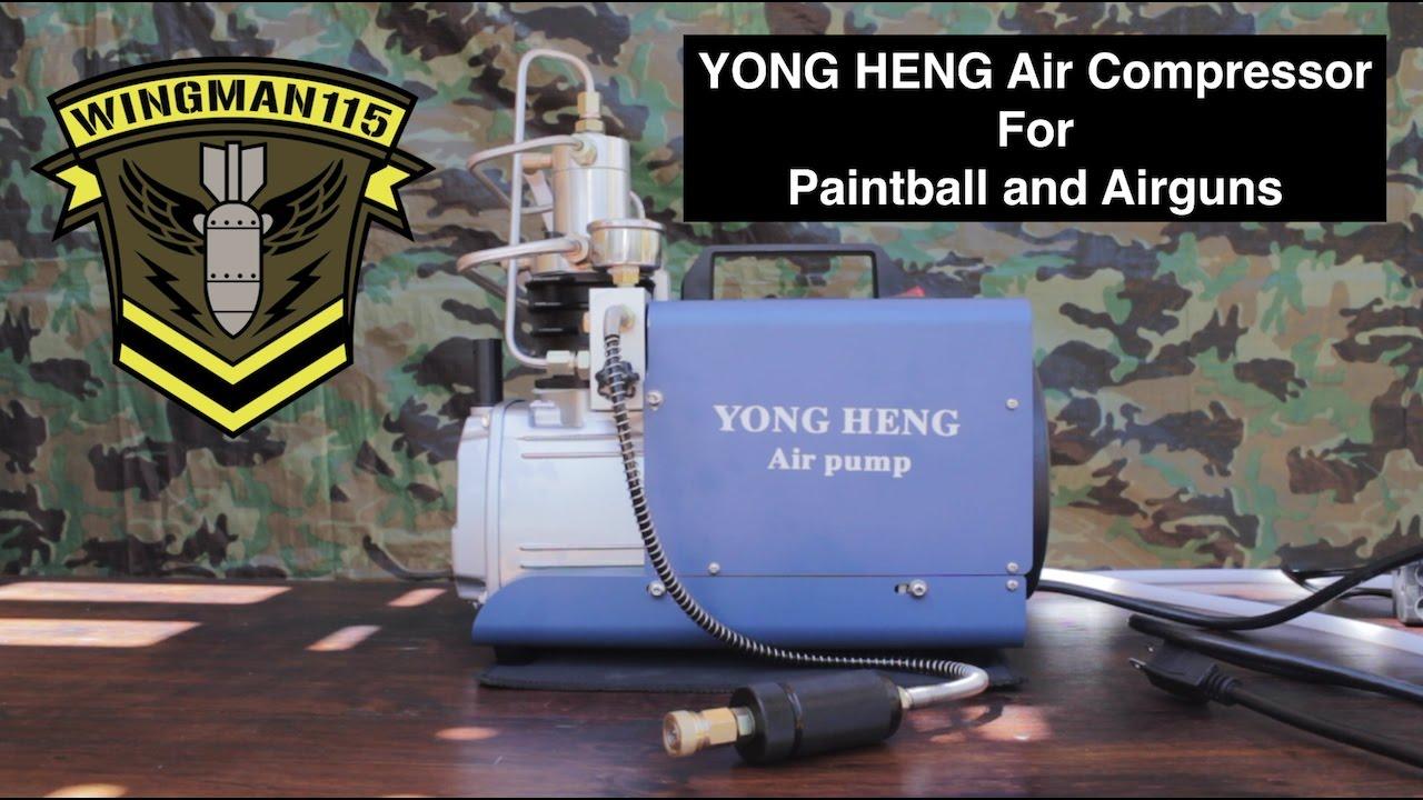 Yong Heng Air Compressor 4500 psi For Paintball / Airguns