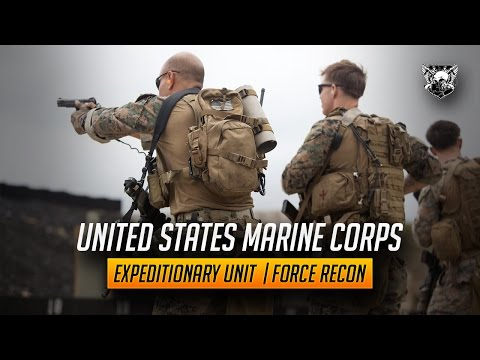Marine Expeditionary Unit   Force Recon   