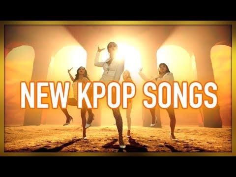 NEW K-POP SONGS   JULY 2018 (WEEK 3)