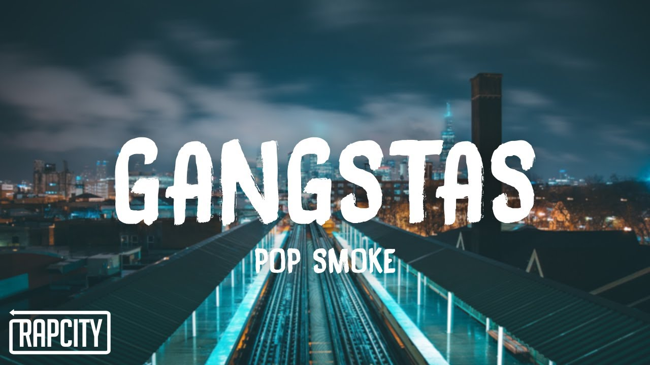 Pop Smoke - Gangstas (Lyrics)
