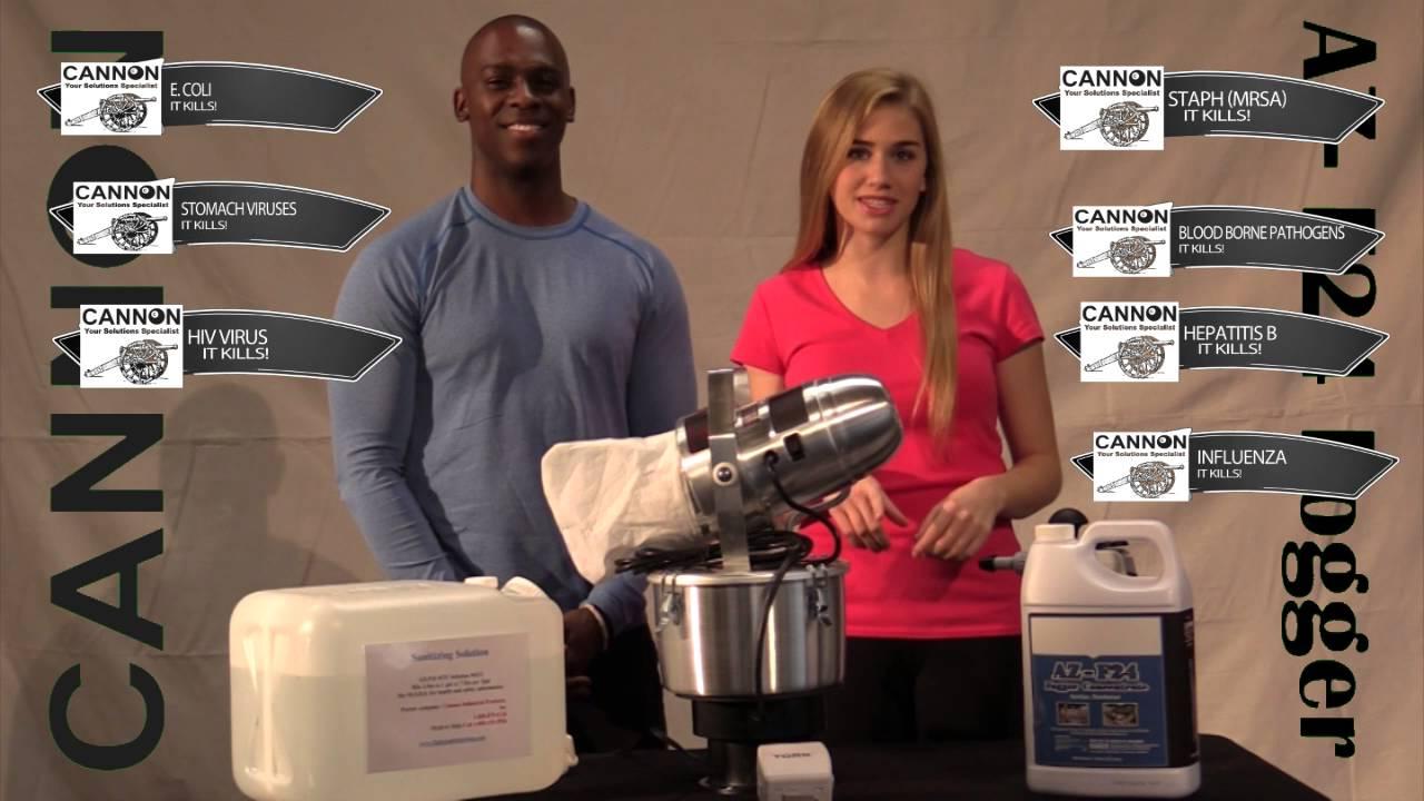 AZ-F24 EPA Sanitizing Disinfectant Fogger
