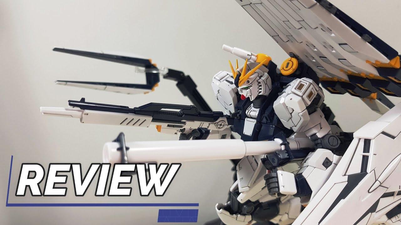 1/144 RG Nu Gundam Review
