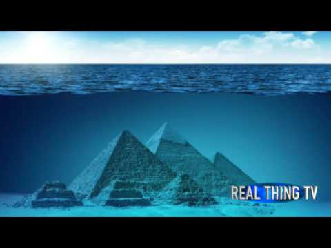 Is there a crystal pyramid below the Bermuda Triangle?