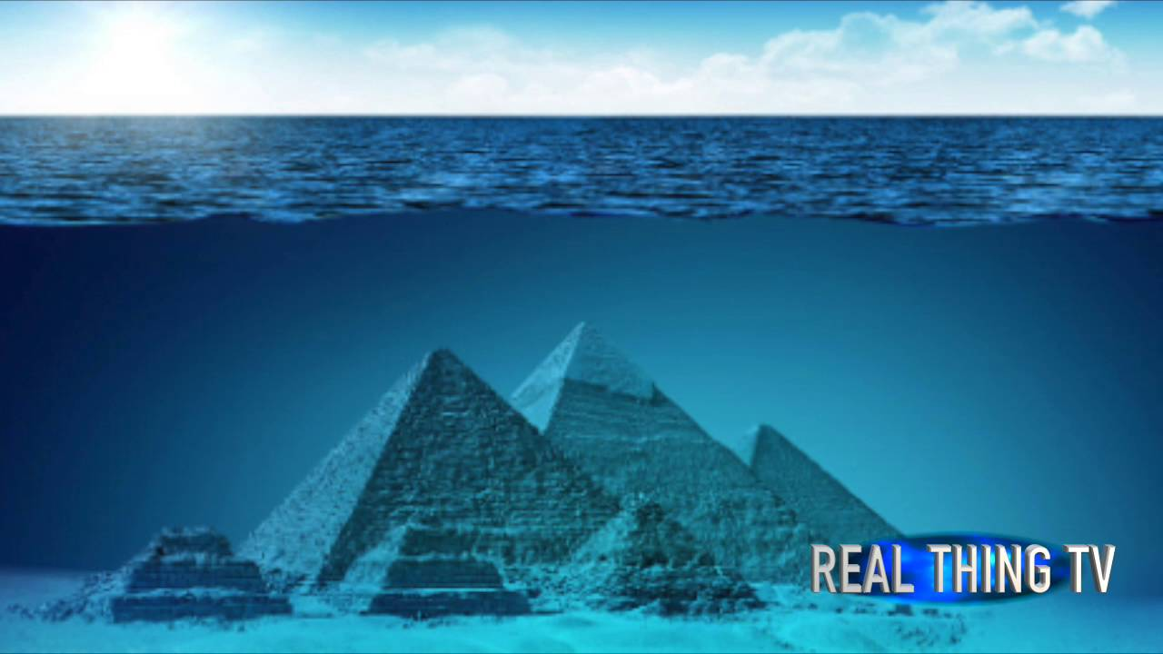 GIANT CRYSTALS PYRAMID DISCOVER IN THE BERMUDA TRIANGLE ... |Pyramid Bermuda Triangle