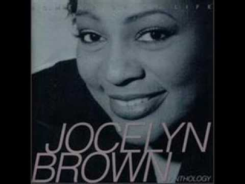Jocelyn Brown - Caught In The Act