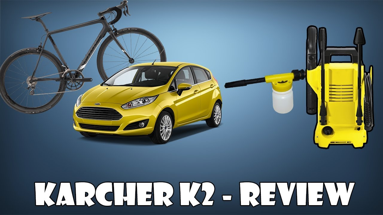 Karcher K2 Review Cleaning My Bike