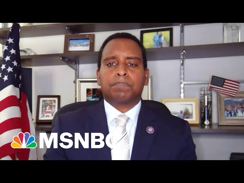 Rep. Neguse: 'Climate Change Is Here'