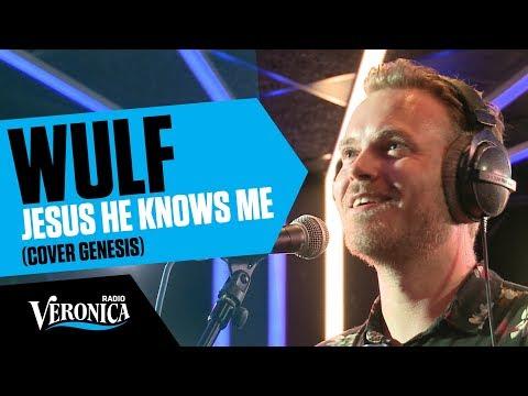 'Jesus He Knows Me' Genesis cover door Wulf! // Live bij Giel