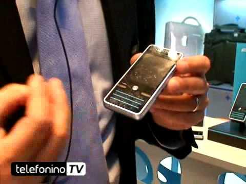 Sagem Piquadro pMobile da telefonino.net